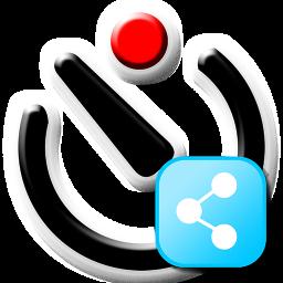 NFC云分享 社交 App LOGO-APP試玩