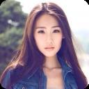 清纯女神写真壁纸 工具 App LOGO-硬是要APP