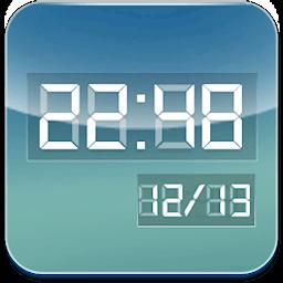 LED Clock Widget 生活 App LOGO-硬是要APP