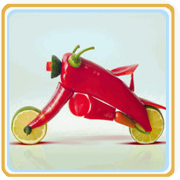 工具App|创意果蔬大比拼 LOGO-3C達人阿輝的APP