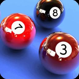桌球小游戏 休閒 LOGO-玩APPs
