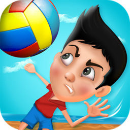 排球锦标赛 體育競技 LOGO-玩APPs