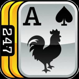 安卓单机纸牌 棋類遊戲 App LOGO-硬是要APP