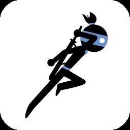 冒險App|超棒忍者 LOGO-3C達人阿輝的APP