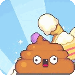 贪吃的粑粑 休閒 App LOGO-APP試玩