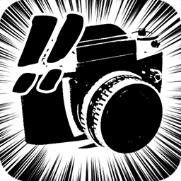 漫画相机 攝影 LOGO-玩APPs