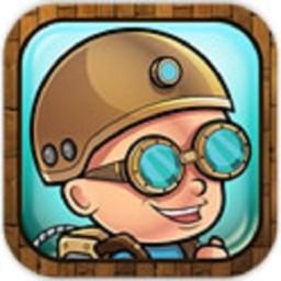 书呆子的冒险 休閒 App LOGO-硬是要APP