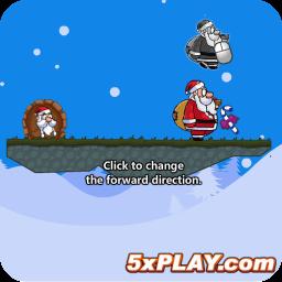 圣诞老人梦游冒险 休閒 App LOGO-APP試玩