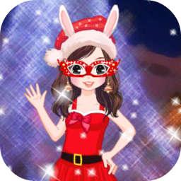 圣诞假面舞会 休閒 App LOGO-APP試玩