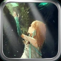 萤火虫之森-绿豆动态壁纸 工具 App LOGO-APP試玩