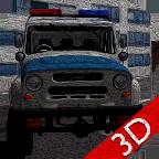 UAZ Police Traffic Pursuit 3D 體育競技 App LOGO-APP試玩
