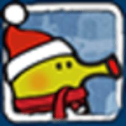 涂鸦跳跃(圣诞特别版) 休閒 App LOGO-硬是要APP