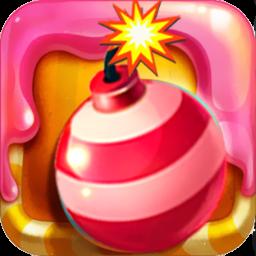 糖果爆破 策略 App LOGO-APP試玩
