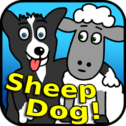 牧羊犬   Sheep Dog! 休閒 App LOGO-硬是要APP