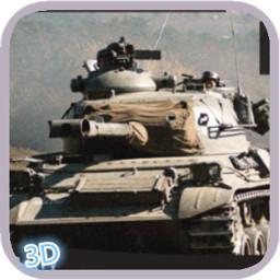 3D坦克战斗 動作 App LOGO-APP開箱王