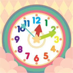 宝宝学看时钟 休閒 App LOGO-硬是要APP