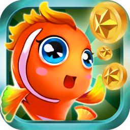 开心捕鱼2015 休閒 App LOGO-硬是要APP