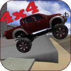 四轮驱动怪物卡车三维 體育競技 App LOGO-硬是要APP