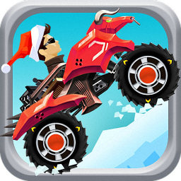 圣诞登山拉力赛车 體育競技 App LOGO-硬是要APP