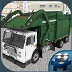 Garbage Truck Simulator 休閒 App LOGO-硬是要APP