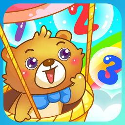 儿童游戏学123 教育 App LOGO-APP開箱王
