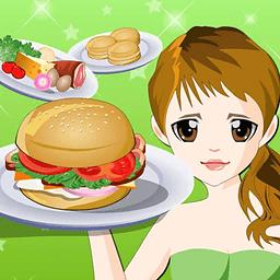 Burger Shop 休閒 LOGO-玩APPs