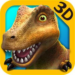 3d动物恐龙版 休閒 App LOGO-APP試玩