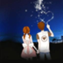 卡通爱情动态壁纸 工具 App LOGO-APP試玩