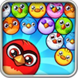 泡泡鸟射击 動作 App LOGO-硬是要APP