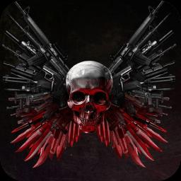 枪火骷髅 工具 LOGO-玩APPs