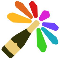 烟火 社交 App LOGO-硬是要APP