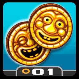 幸运硬币 休閒 App LOGO-APP試玩