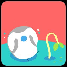 工具App|豆豆求雨锁屏 LOGO-3C達人阿輝的APP