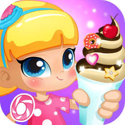 YoYo冰淇淋制作 休閒 App LOGO-APP試玩