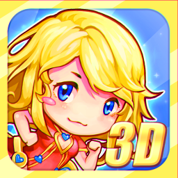 传奇酷跑3D 冒險 LOGO-玩APPs