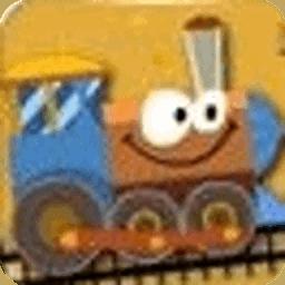 小火车吃金币历险记 休閒 App LOGO-硬是要APP