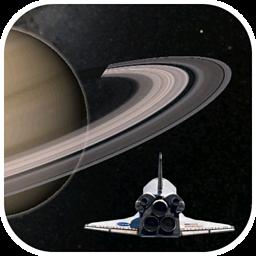 太空飞行模拟器 休閒 App LOGO-硬是要APP