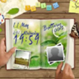 时间图片日期的动态壁纸 工具 App LOGO-硬是要APP