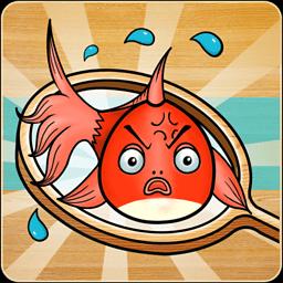 冒險App|欢乐捞金鱼 LOGO-3C達人阿輝的APP