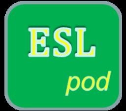 ESL播客 ESL Podcast 教育 App LOGO-硬是要APP