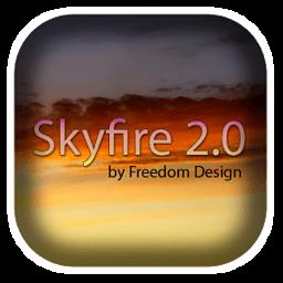 Skyfire GO LauncherEX Theme 工具 App LOGO-APP開箱王
