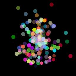 流动粒子动态壁纸 工具 LOGO-玩APPs