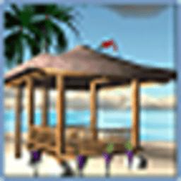 海豚游泳动态壁纸 工具 LOGO-玩APPs
