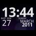 桌面时钟插件 工具 App LOGO-硬是要APP