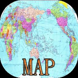 世界地图 不限時間玩交通運輸app App試玩