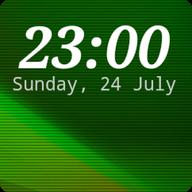 时钟部件 工具 App LOGO-硬是要APP