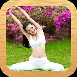 七日瑜伽-瘦身宝典 健康 LOGO-玩APPs