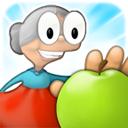 跑酷老奶奶 體育競技 App LOGO-硬是要APP