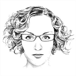 女性头像素描(FlashFace Woman) 攝影 App LOGO-硬是要APP