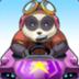 跑跑卡丁车3D LOGO-APP點子